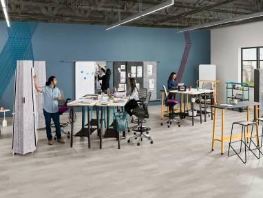magazine 360 exploiter le potentiel créatif des équipes avec steelcase flex collection
