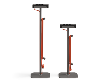Boîtier à suspendre et power stand Steelcase Flex
