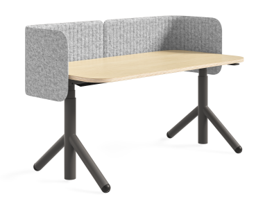 Mesas ajustables en altura Steelcase Flex