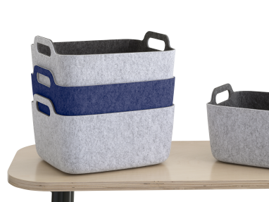 Steelcase Flex Accessories baskets