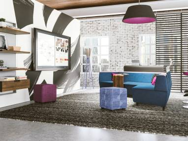 FlexFrame and Media:scape Lounge
