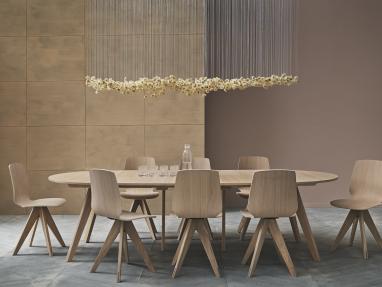 Table et chaises Bolia
