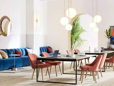 West Elm Work by Steelcase
