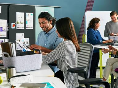 Steelcase Flex Collection