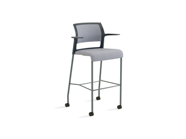 Steelcase Move Chair On White