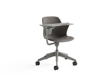 on white image of Node chair