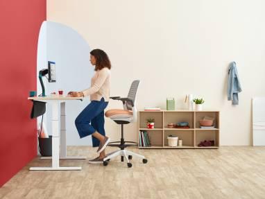 Turnstone Bivi Height Adjustable Desk