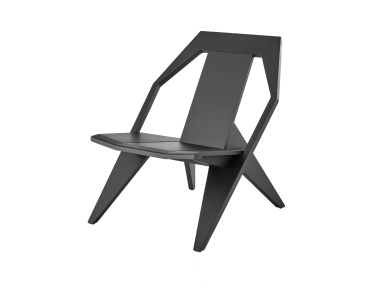 Medici Chair in black