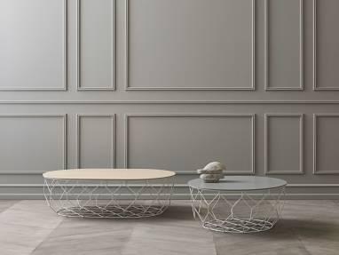 Bolia table in white