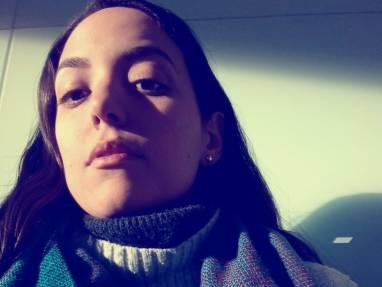 Selfie of Mariela
