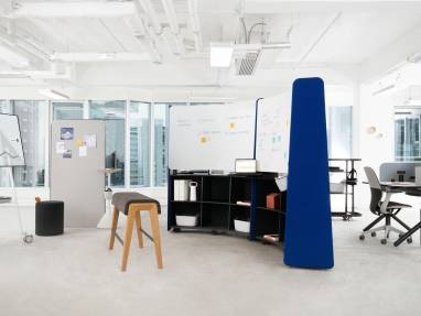 Steelcase Flex Huddle Hub