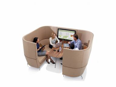 Aspect Booth (6 seat)