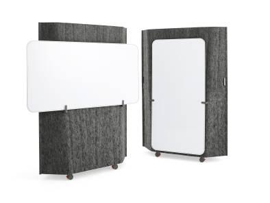 Séparation acoustique Steelcase Flex
