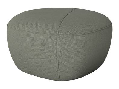 Bolia Split Pouf on white