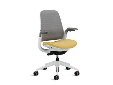 Seating Steelcase Series 1 on white