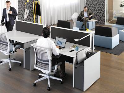 id es de planification et d 39 am nagement de bureau steelcase. Black Bedroom Furniture Sets. Home Design Ideas