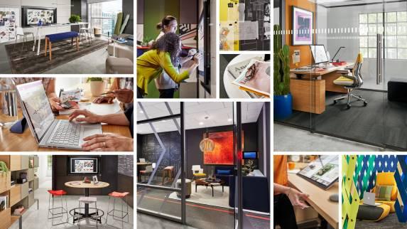 L'espace de travail Smart Connected