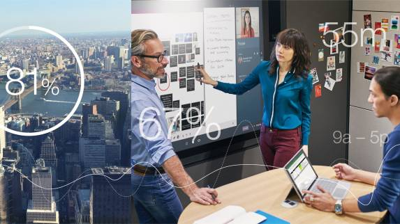 An episodic workplace study that empowers facility managers and decision makers with easy-to-understand data, giving them the information they need to make the most of real estate and support employees