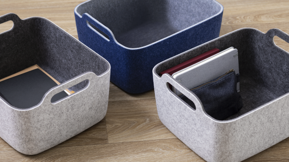 Steelcase Flex Accessories baskets