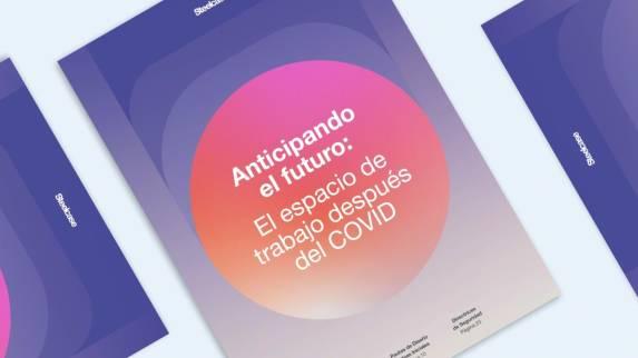 El espacio de trabajo Post-COVID cover banner