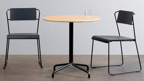 mad brand table and chairs