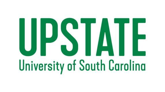 green University of South Carolina Upstate logo