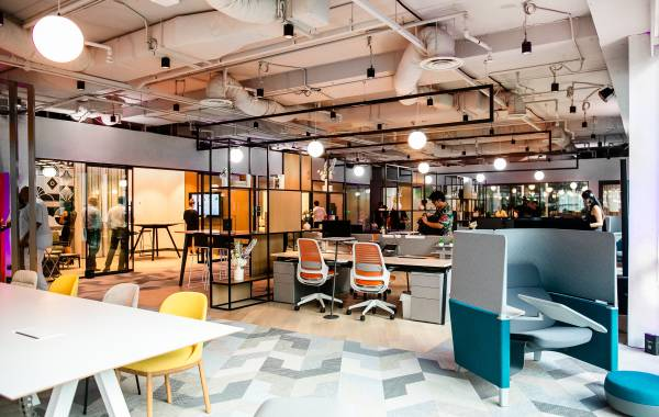 Steelcase Singapore Worklife