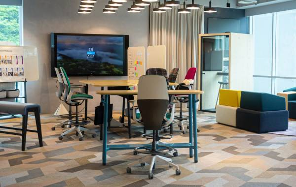 Steelcase Worklife Singapore