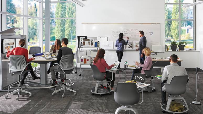 Steelcase Office Furniture Solutions Education