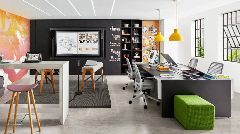 Creative Spaces. Steelcase   Office Furniture Solutions  Education   Healthcare