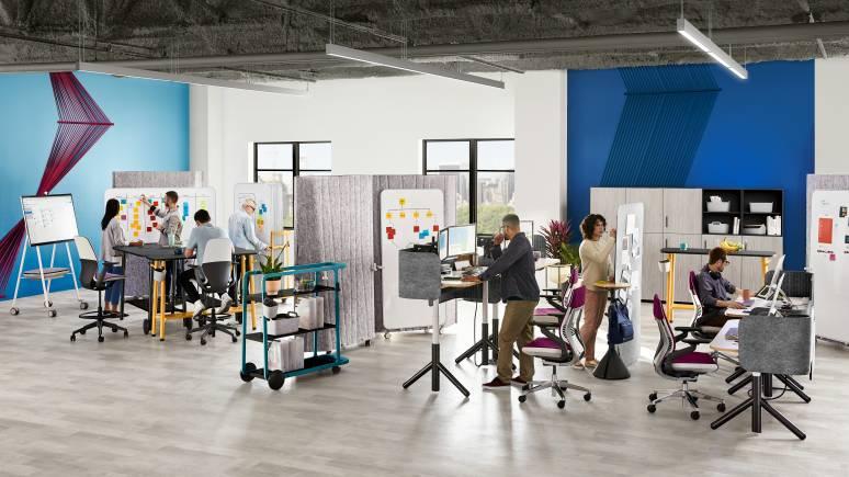 360 Revista Oficina que fomenta metodología Agile