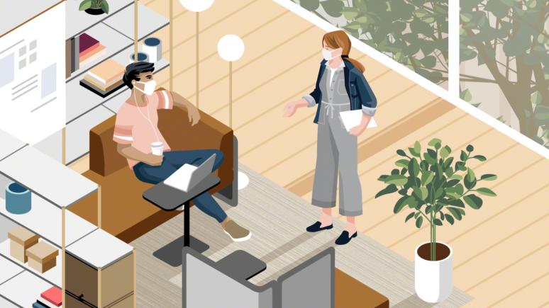 Work Better - Belonging illustration