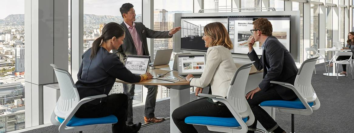 Bienvenue sur l'assistance technique Steelcase