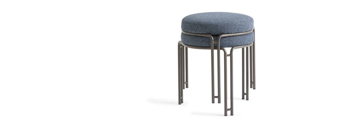 west elm Work Charlie Stacking Stool