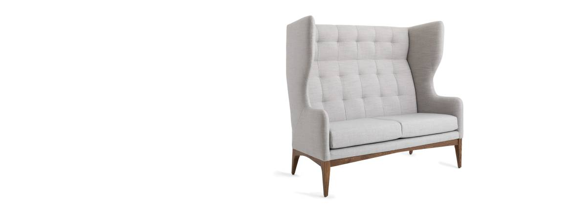 west elm James Harrison XL Settee
