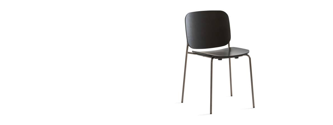 west elm Work Pebble Stacking Chair