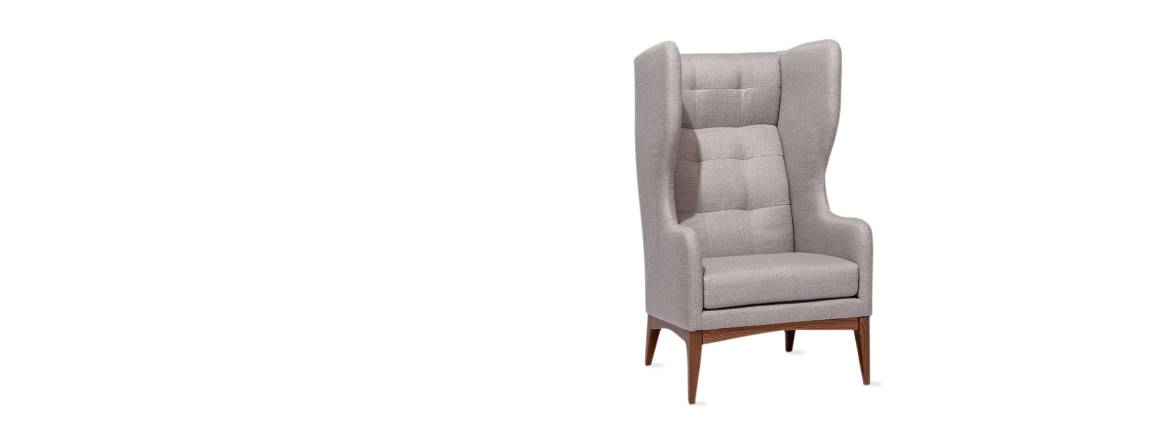 18-0111759 west elm James Harrison XL Wing Chair