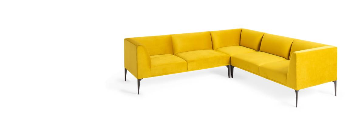 west elm Work Mesa Sectional