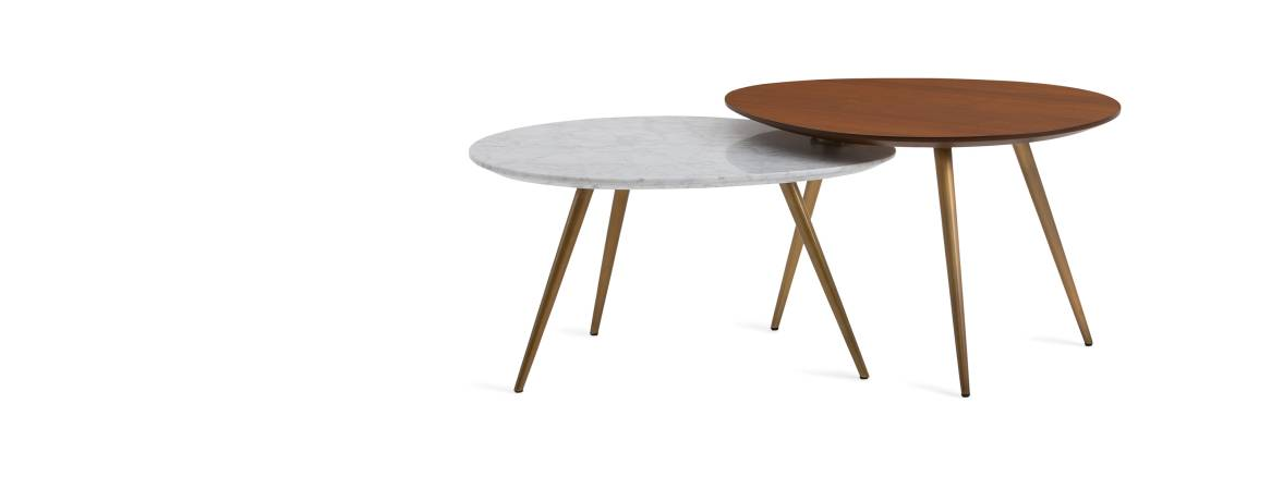 west elm Work Lily Pad Nesting Tables