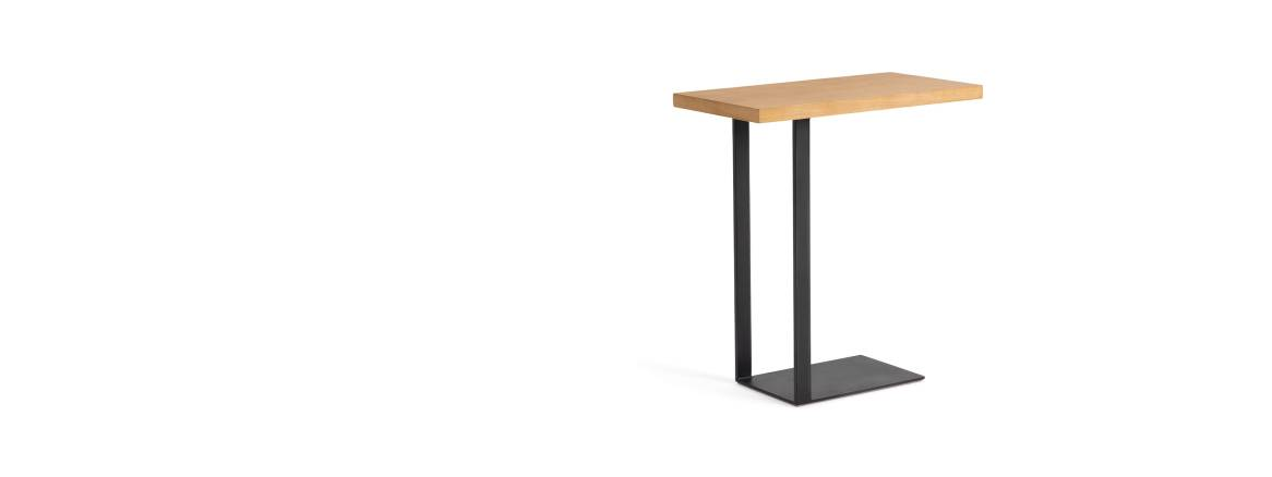 west elm Linear C-Table