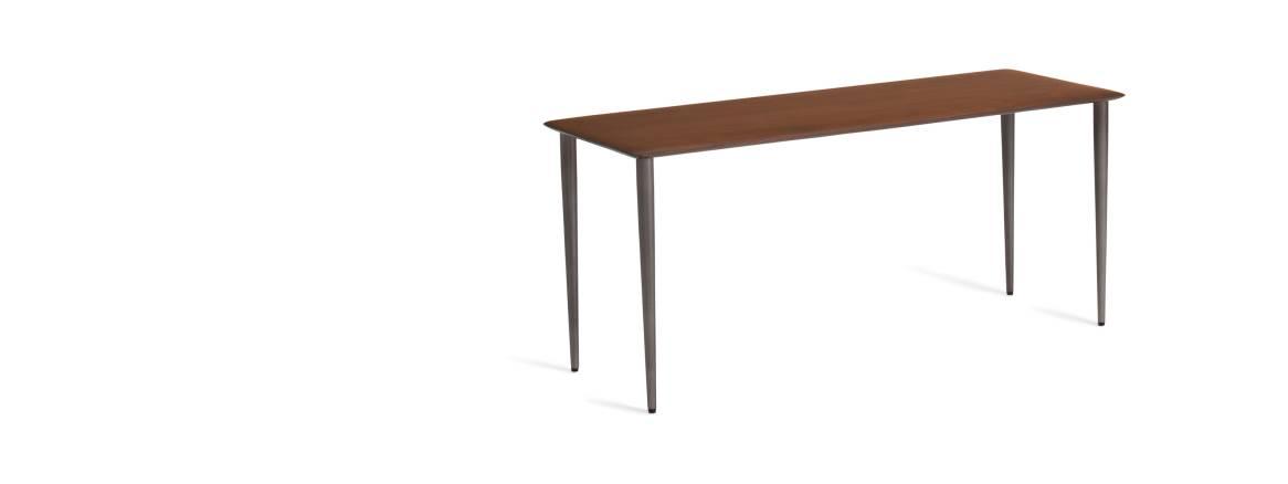 west elm horizon narrow coffee table