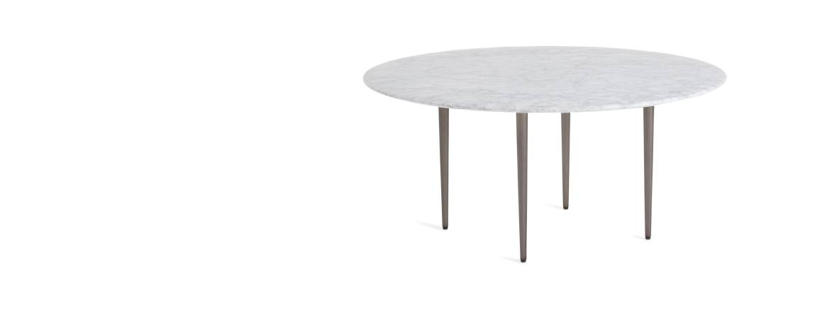 west elm Horizon Round Coffee Table