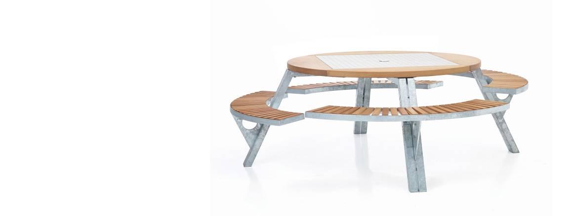 Awe Inspiring Extremis Gargantua Outdoor Picnic Table Spiritservingveterans Wood Chair Design Ideas Spiritservingveteransorg