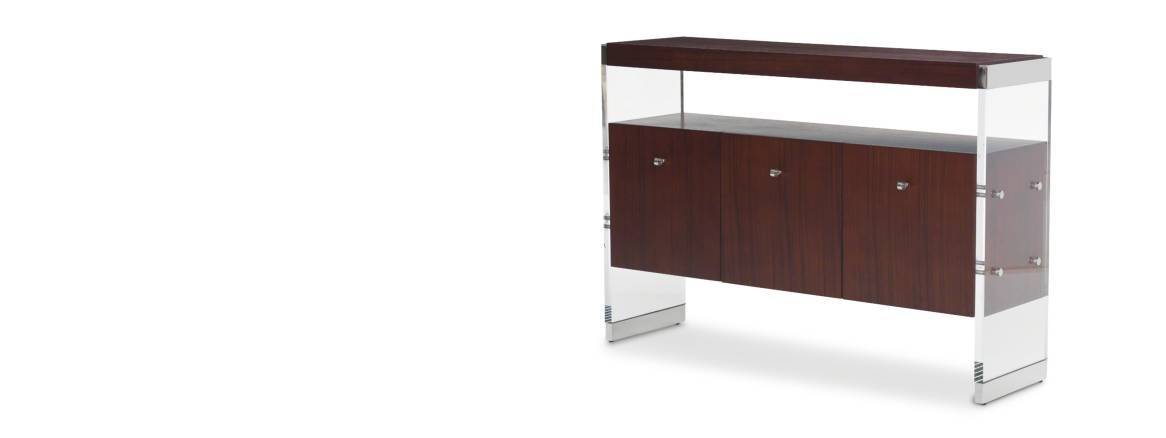 Avalon Storage Console cabinet