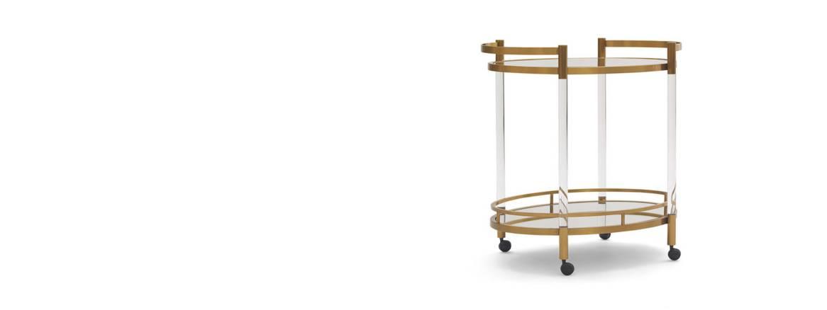 Beverly Bar Cart cabinet