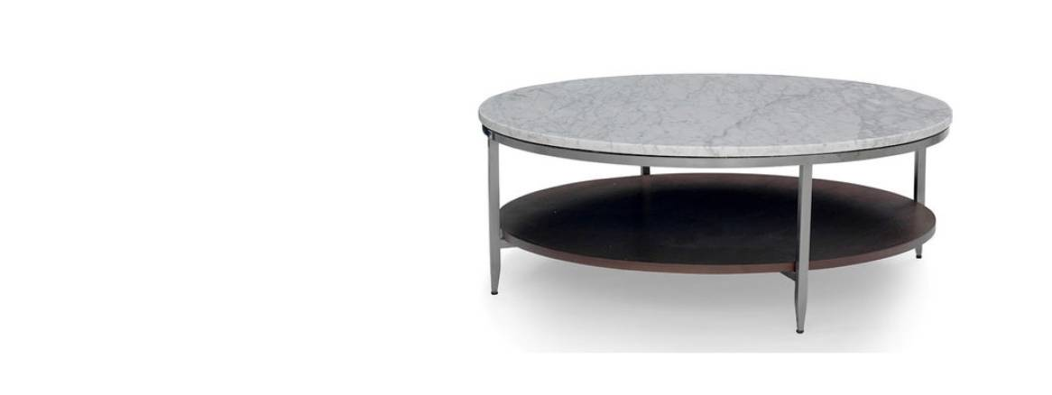 MGBW Tribecca Round Cocktail Table header