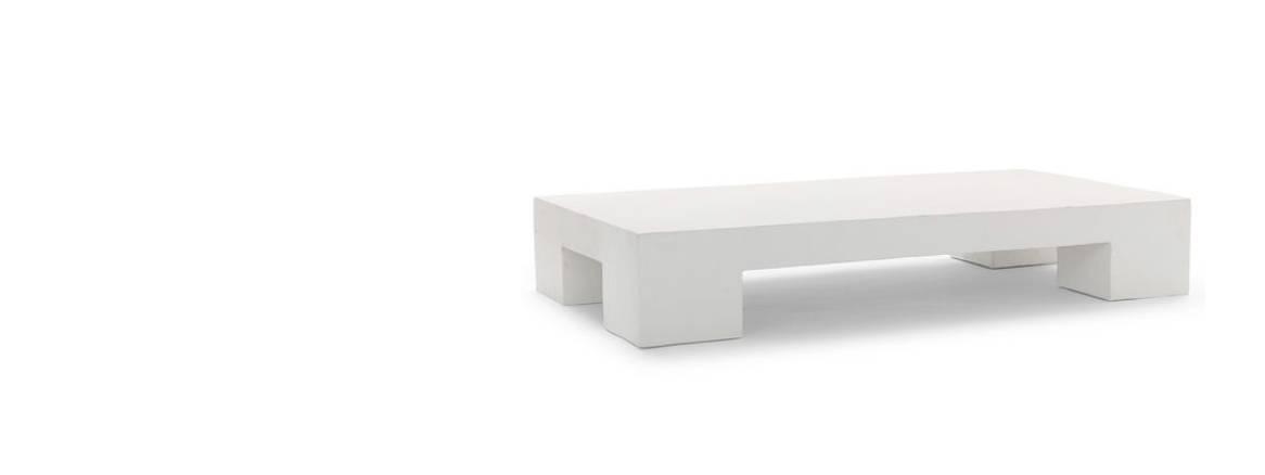 MGBW Santorini Rectangle Table header