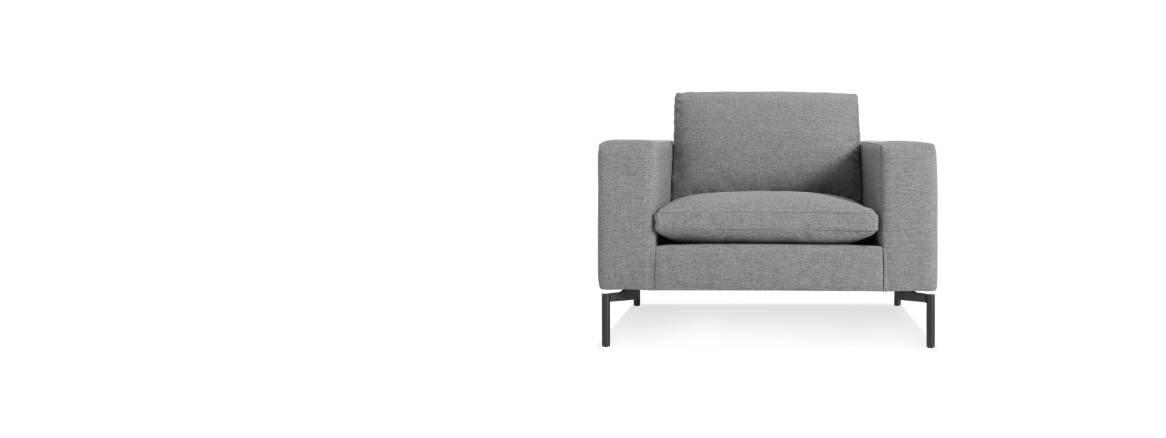 Blu Dot New Standard Lounge Chair header 1