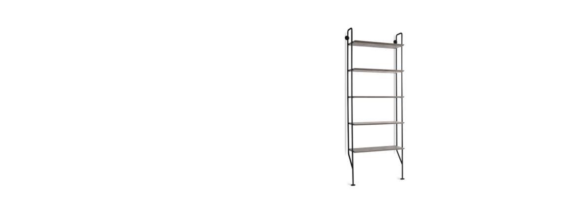 Hitch Bookcase cabinet