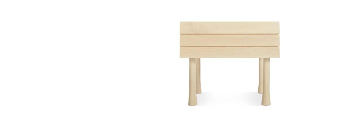 Lap Nightstand cabinet